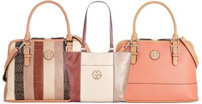 Macy's: Giani Bernini Handbags & Wallets Starting at JUST $13 (Reg $45) – Many Choices!