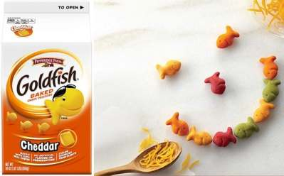 Amazon: Pepperidge Farm Goldfish Crackers (2 ct) 30oz Cartons JUST $7.80 (Reg $18)