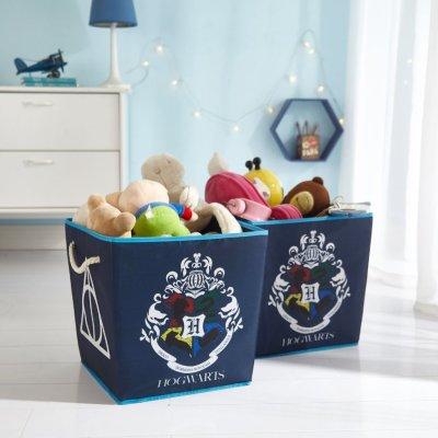 Walmart: Harry Potter Rope Handle Storage Cubes, 2 Pack For $14.98 (Reg. $24.99)