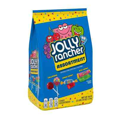 Amazon: Jolly Rancher Candy Assortment 46 Oz Bag Only $7.65 (Reg. $10)