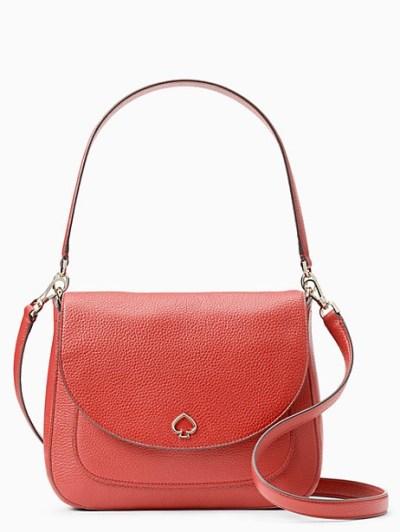Kate Spade: Kailee Medium Flap Shoulder Bag $89.00 (Was $129.00)