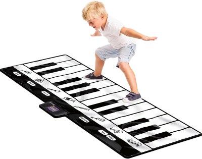 Amazon: Click N' Play Gigantic Keyboard Play Mat For $22.30 (Reg. $79.99)