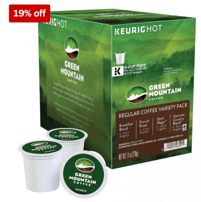 Staples: 22 Pack K-Cup® Pods Variety Pack Coffee Only $10.41 + Free Shipping!