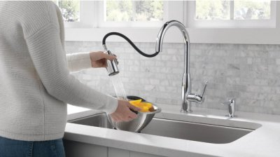 Walmart: Peerless Core Kitchen Pull Down Faucet ONLY $59.99 (Reg $235)