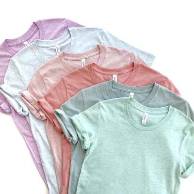 Jane: Layering Short Sleeve Tee Just $10.99 (Regularly $25) – Many Colors!
