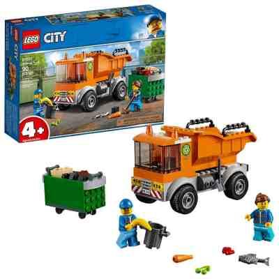 Walmart: LEGO City Great Vehicles Garbage Truck, Just $16.36 (Reg $19.99)