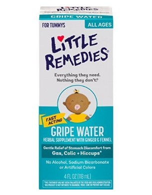 Walmart: Little Remedies Gripe Water 4 oz For ONLY $7.31