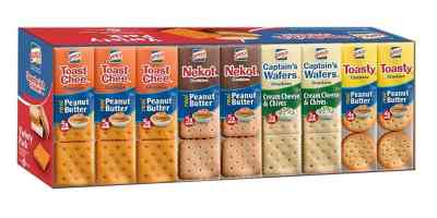 Amazon: Lance Sandwich Crackers, Variety Pack, 36Count, Apply Coupon to Save!