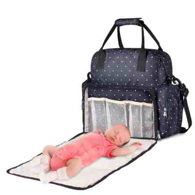 Amazon: Large Diaper Bag, Just $13.49 after code!