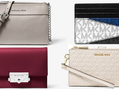 Michael Kors: Bags & Wallets Up to 70% Off + FREE Shipping (Starting at $20)