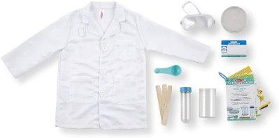 Amazon: Melissa & Doug Scientist Role Play Costume Set Only $18.61 (Reg. $30)
