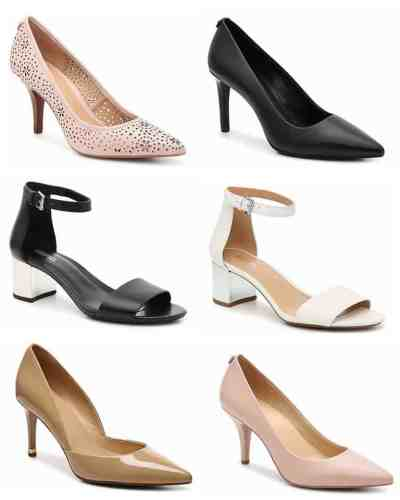 DSW: Michael Kors Women's Sandals and Slip-ons, Discounted, for Just $25.99 or Less!