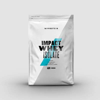 MyProtein: Impact Whey Isolate, Just $39.99