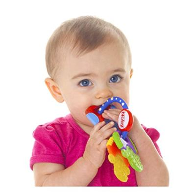 Amazon: Nuby Ice Gel Teether Keys Only $3.74 (Reg. $6)