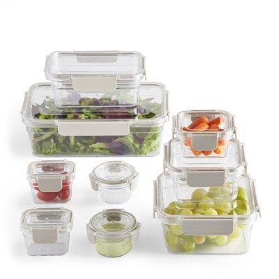 Walmart: Tritan Plastic Food Storage Containers 18 Pcs For $17.99 (Reg. $39.99)