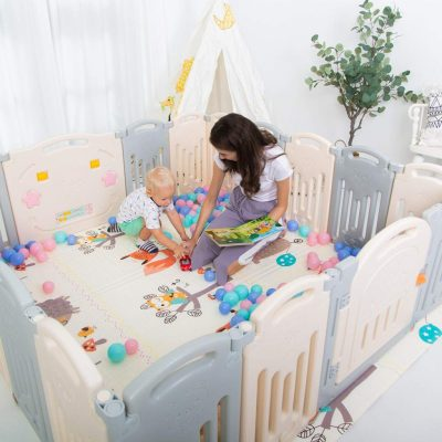 Amazon: Foldable Baby Playpen for $77.99 Shipped! (Reg. $129.99)