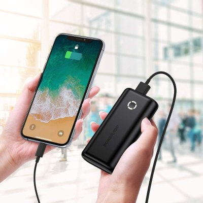 Ultra-Compact High-Speed Charging Portable Charger for $7.99 (Reg: $19.99) w/code