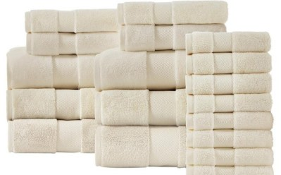 Home Depot: Plush Soft Cotton 18-Piece Towel Set JUST $68.50 + FREE Shipping (Reg $137)