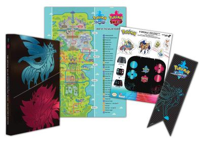 Amazon: Pokémon The Official Galar Region Collector's Edition Hardcover Only $15.79 (Reg. $40)