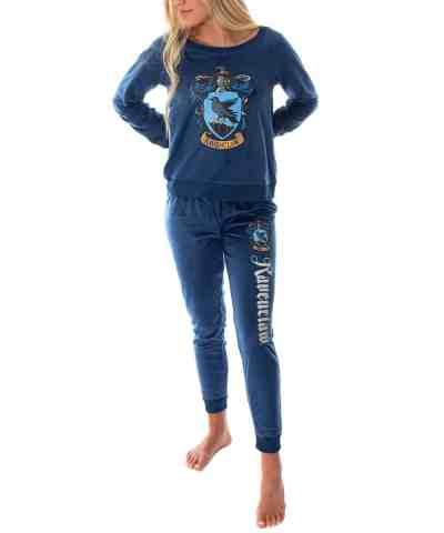Zulily: Harry Potter Ravenclaw Juniors Pajama Set Only $29.99 (Reg $50)