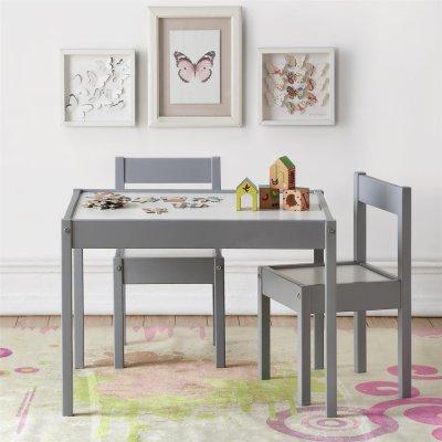 Walmart: Baby Relax Hunter 3-Piece Kiddy Table & Chair Kids Set For $33.44 (Reg. $69)