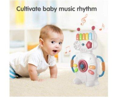 Amazon: Robot Musical Toys for $9.92 (Reg. Price $30.99)