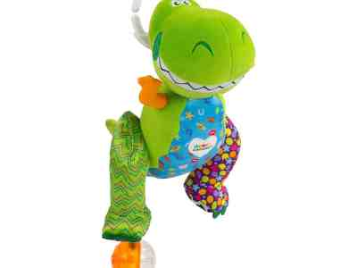 Amazon: Toy Story Clip & Go Rex Stroller Toy, Just $11.99