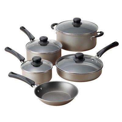 Walmart: Tramontina 9-Piece Non-Stick Cookware Set, Just $19.88 (Reg $39.99)
