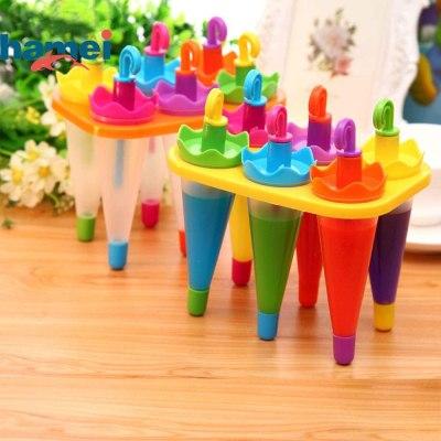 Amazon: Umbrella Popsicle Maker 6 Pack, Just $4.98
