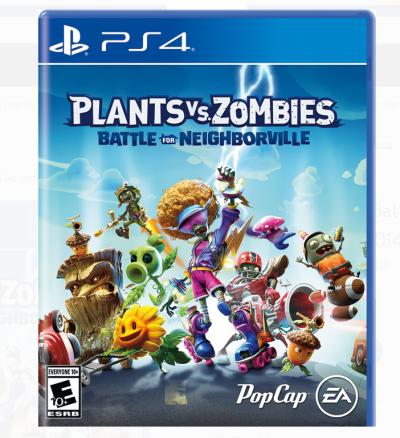 Walmart: Plants vs. Zombies: Battle for Neighborville PlayStation 4 , Just $14.99 ( Reg. Price $39.99 )