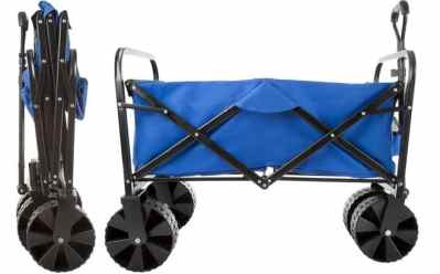 Best Buy: Wakeman Folding Utility Cart for ONLY $79.99 (Reg $200)