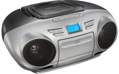 Best Buy: Insignia Portable CD Boombox ONLY $39.99 + FREE Shipping (Reg $60)