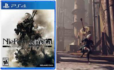 Best Buy: Nier: Automata Game of the YoRHa Edition for PS4 JUST $19.99 (Reg. $30)