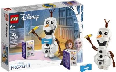Walmart: LEGO Disney Frozen II Olaf Set for Only $9.49 (Regularly $15)