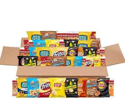 Amazon: 50 Count Frito-Lay Sweet & Salty Snacks Variety Box for $19.98