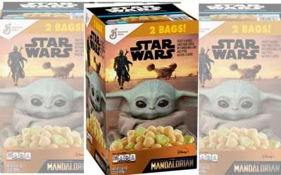 Sam's Club: Star Wars The Mandalorian Cereal Twin Pack for ONLY $5.98