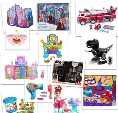 Kohl's: Branded Toys are on Sale!! Up to 75% off, Limited time offer!