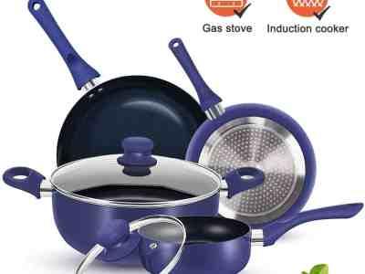 Amazon: 6 Pcs Cookware Set for $28.98 (Reg.Price $57.96)