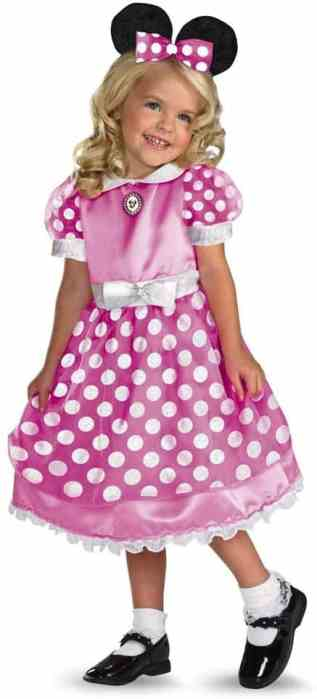Amazon: Disney Minnie Mouse Toddler Girls' Costume ONLY $12.86 (Reg. $40)