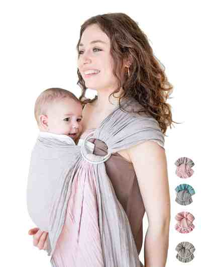Amazon: Baby Wrap Carrier ONLY $39.99 + FREE Shipping (Reg. $56.50)