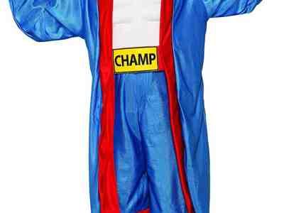 Amazon: Forum Novelties Child's Boxer Boy Costume for Just $12.94 (Reg. $21.23)