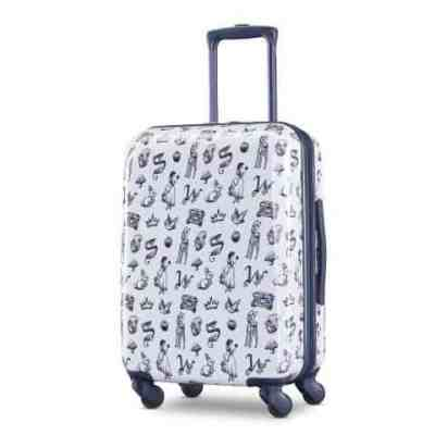 Walmart: American Tourister Disney 21″ Hardside Spinner Luggage For $60 (Reg $125) + Free Shipping