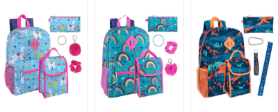 Belk: Lightning Bug Backpack Sets ONLY $10.00