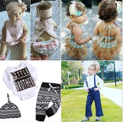Amazon: Cute Adorable Baby Clothes, 50% off after code!