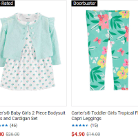 Belk : Carter's Doorbuster! Staring at $2.80!
