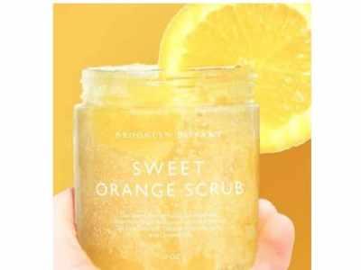 Amazon: Natural Sweet Orange Body Scrub & Hand Scrub for $8.97 (Reg. Price $14.95)