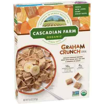 Amazon: Organic Graham Crunch Cereal 9.6 oz Box as low as ONLY $2.00