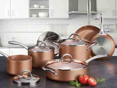 Sam's Club: Tramontina 11-Piece Nonstick Cookware Set $59.98 (Reg $79.98)