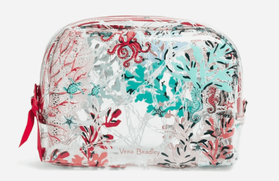 Vera Bradley: Beach Cosmetic Bags ONLY $17.50 (Reg $35)