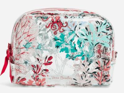 Vera Bradley: Beach Cosmetic Bags ONLY $17.50 (Reg $35)